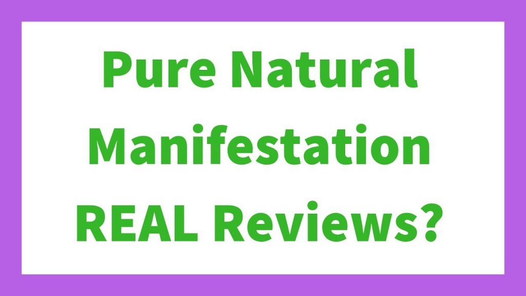 Brigitte Moreau's Pure Natural Manifestation