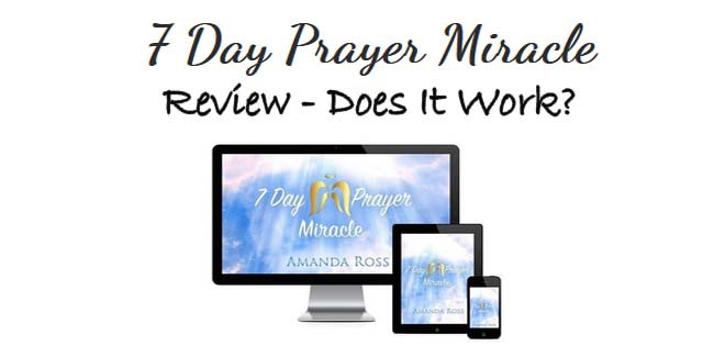 7 Day Prayer Miracle by Amanda Ross