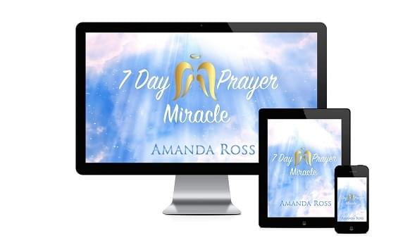 Amanda 7 Day Prayer Miracle