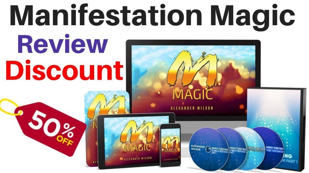 manifestation magic login